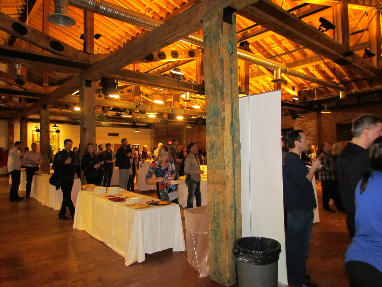 Launch Success! Thank-you to Attendees and Sponsors!