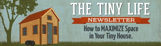 How To Maximize The Use of Space In Your Tiny House.