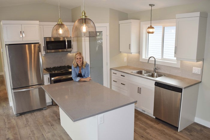 Home Billed as Kelowna's First Micro House - Daily Courier Nov 3 2016